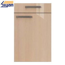 Modern Style High Gloss Cabinet Doors , Custom Kitchen Cupboard Doors