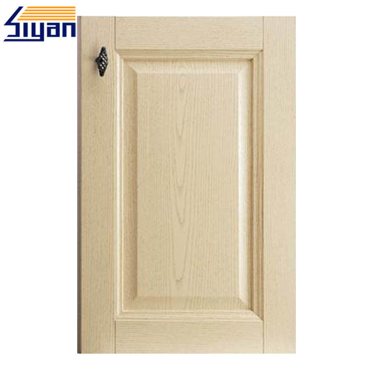 Shaker Style Kitchen Cabinet Doors Oak Wood Grain