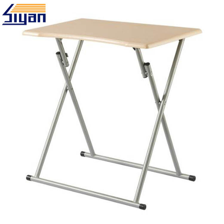 China Folding Adjustable Table Top Smooth MDF Table Top Replacement  711*500mm Size Supplier