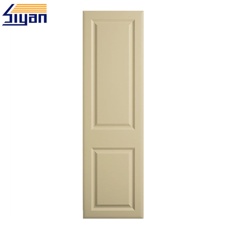 MDF Bifold Panel Closet Doors , Swing Modern Closet Doors For Bedrooms