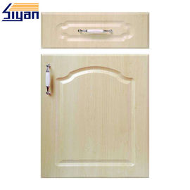Customized Classic Cabinet Doors Waterproof For Kitchen , 488*725mm Size