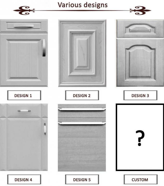 Replacement Shaker Style Kitchen Doors Custom Made Kitchen